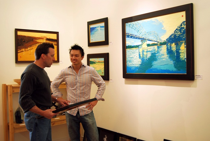 Friday Tips: Working With Galleries on Framing and Other